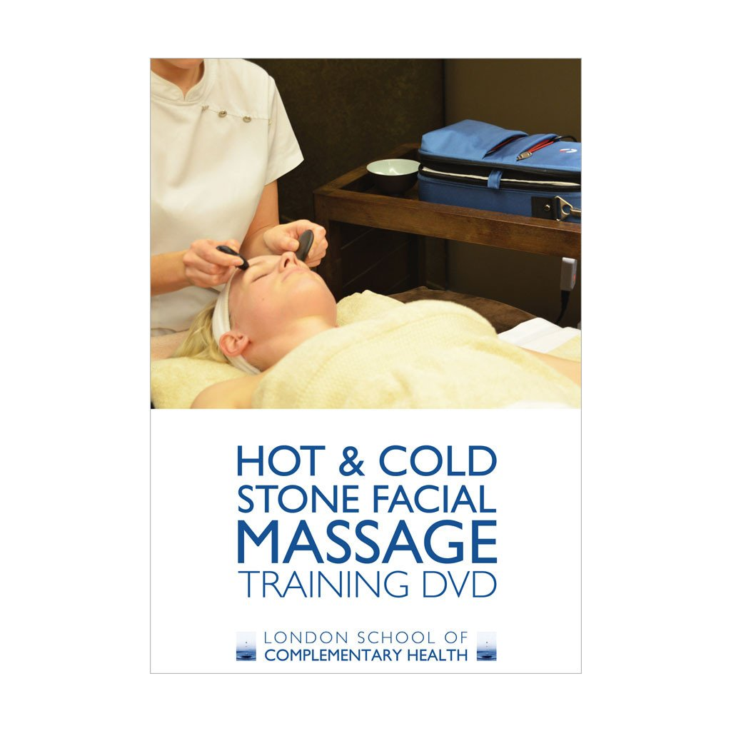 Hot & Cold Stone Facial Massage Training Digital Download