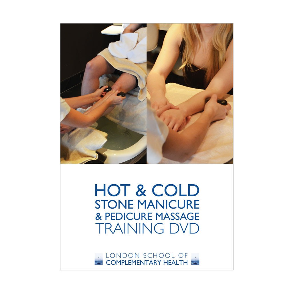 Hot & Cold Stone Manicure & Pedicure Massage Training Digital Download