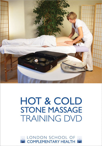 Hot & Cold Stone Massage Training Digital Download
