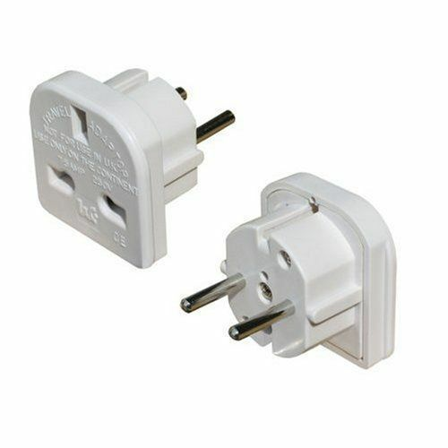 UK to EU Adaptor Plug