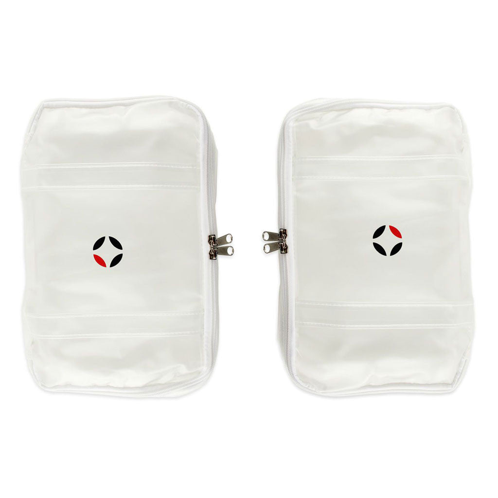 VULSINI Hot Stone Wash Bags (Pair)