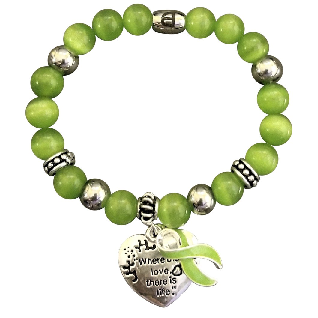 Lymphoma Awareness Bracelet