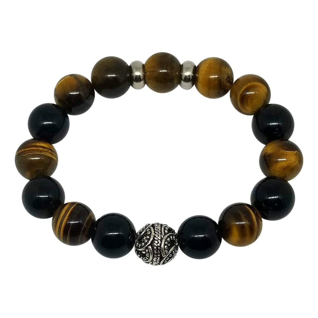 Men's Brown Bracelet