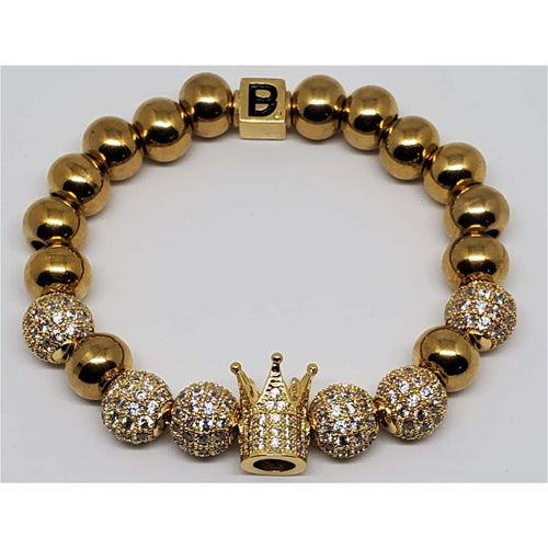 Golden Lil King Bracelet