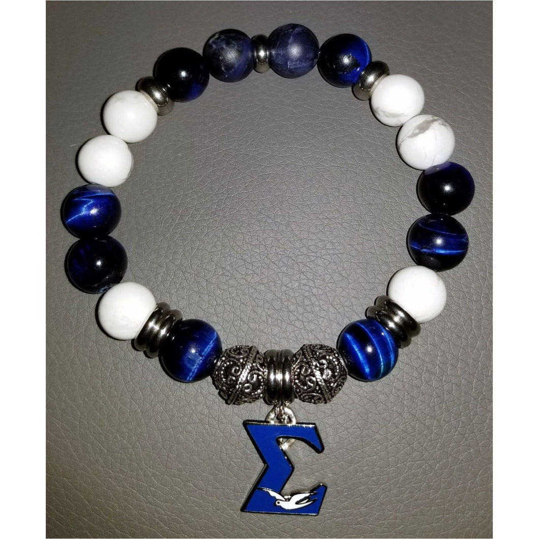 Phi Beta Sigma Royal Bracelet