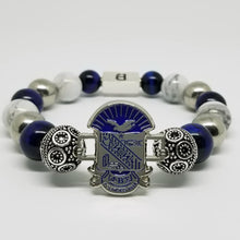 Phi Beta Sigma Shield Bracelet