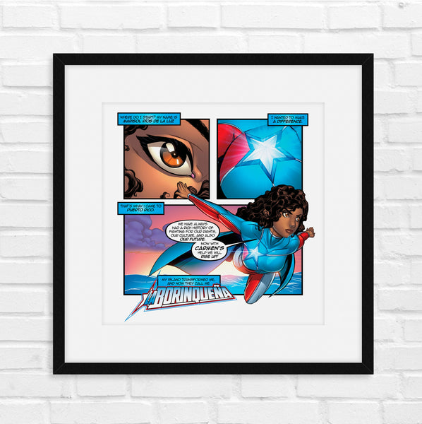 La Borinqueña - Personalize YOUR Adventure