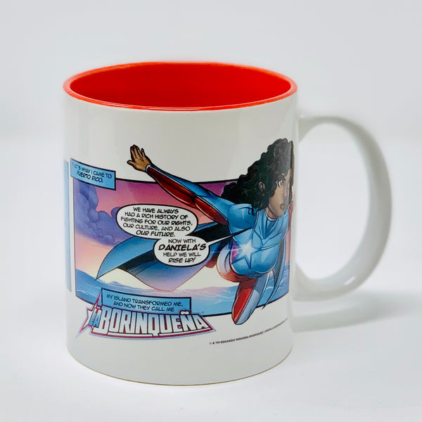 La Borinqueña's Personalized Adventure Mug