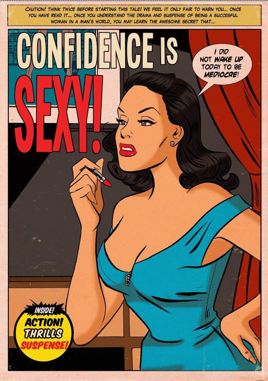 Lady Boss: Confidence is Sexy