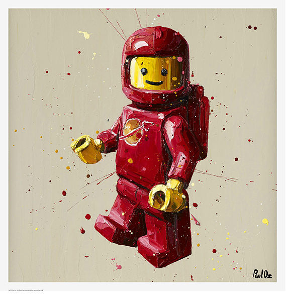 Lego - Red
