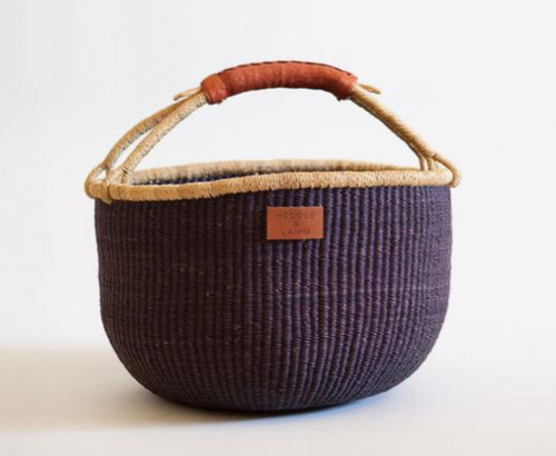 Heddle and Lamm Yooku Bolga Basket