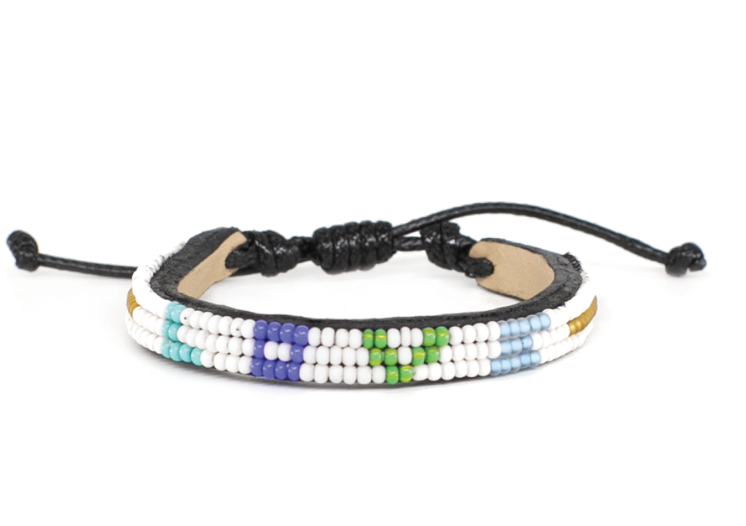 LOVE Bracelet - Skinny Multi-Color