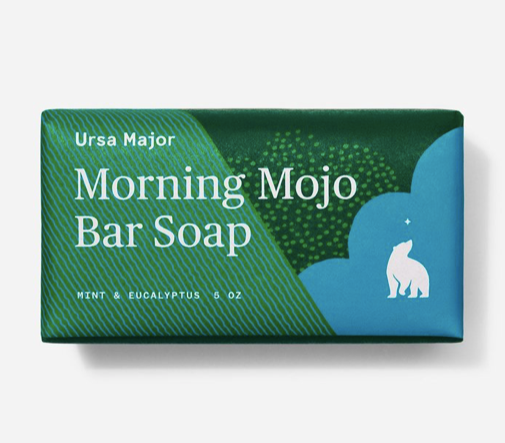 Ursa Major Morning Moho Bar Soap