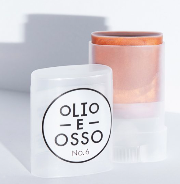 Olio e Osso Lip + Cheek Balm No. 6 (Bronze)