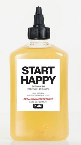 Plant Apothecary Start Happy Body Wash