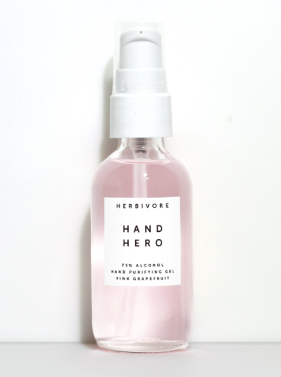 Herbivore Botanicals Hand Sanitizer - Grapefruit.