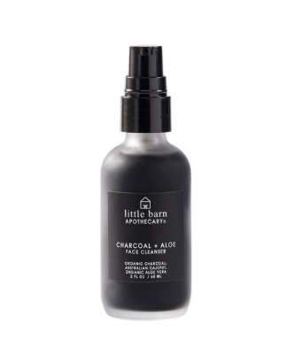 Little Barn Apothecary Charcoal Facial Cleanser