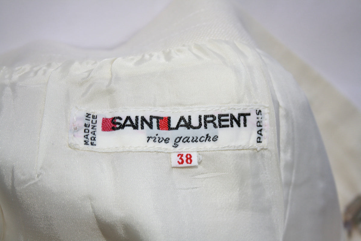 * Saint Laurent Skirt