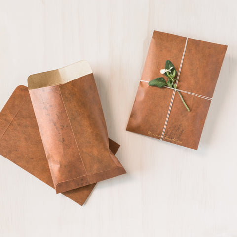 Thick Brown Envelope