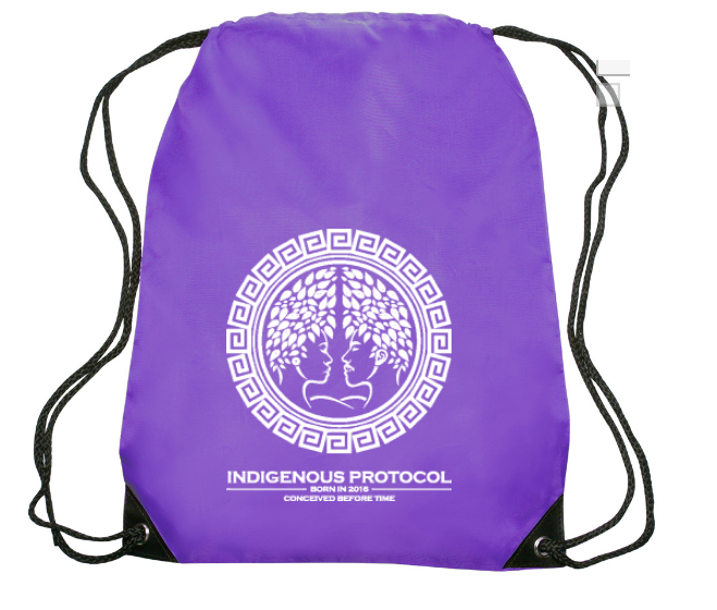 DRAWSTRING BACKPACK !