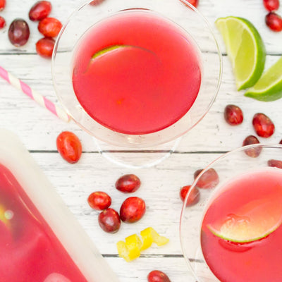 A Delightful, Quick-Infused Cranberry Cosmopolitan Recipe Perfect For Thanksgiving Celebrations