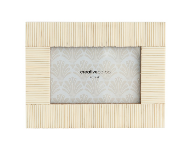 "Textured Photo Frame - 4"" x 6"""