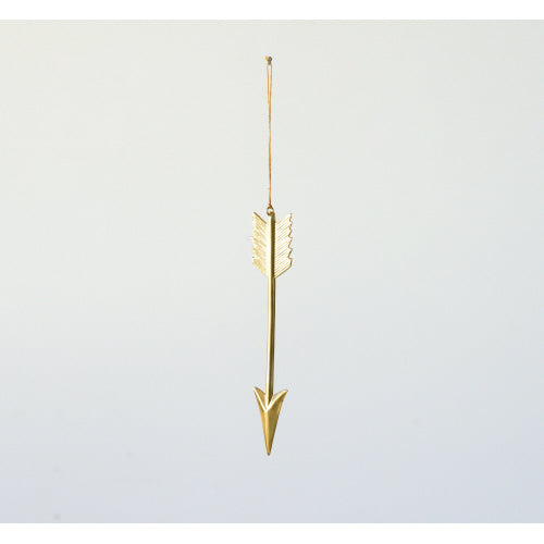 Metal Arrow Ornament
