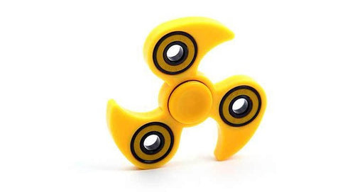 Pure Banana Fidget Spinner