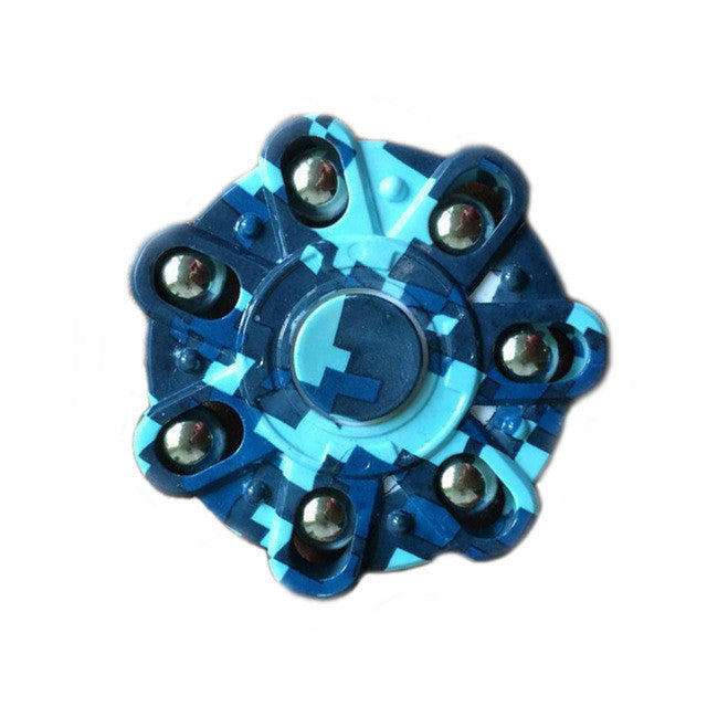 Digital Ocean Fidget Spinner