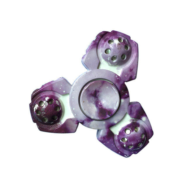 Triple Supernova Fidget Spinner