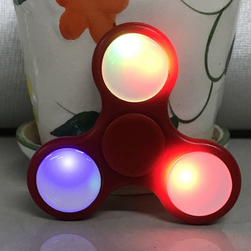 LED Fidget Spinner