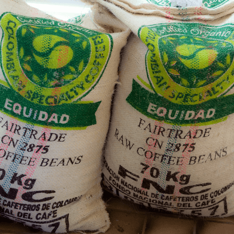 Bags of Organic Coffee for Sale online
