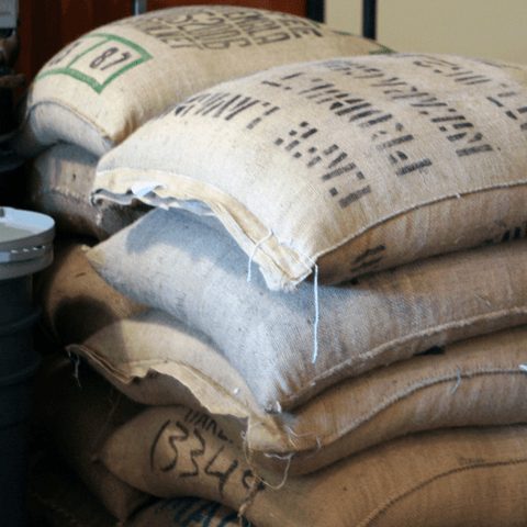 Bags of Organic Coffee for sale
