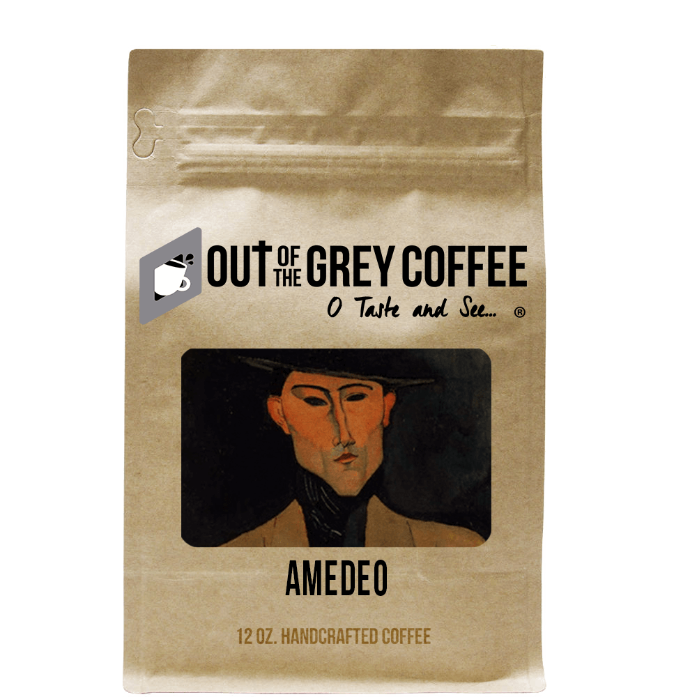 Amedeo - Organic Coffee Blend