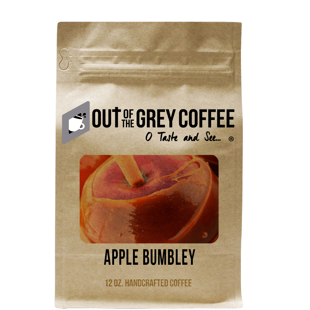Apple Bumbley - Flavored Organic Coffee