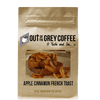 Apple Cinnamon French Toast Flavored Organic Coffee - Out Of The Grey Coffee