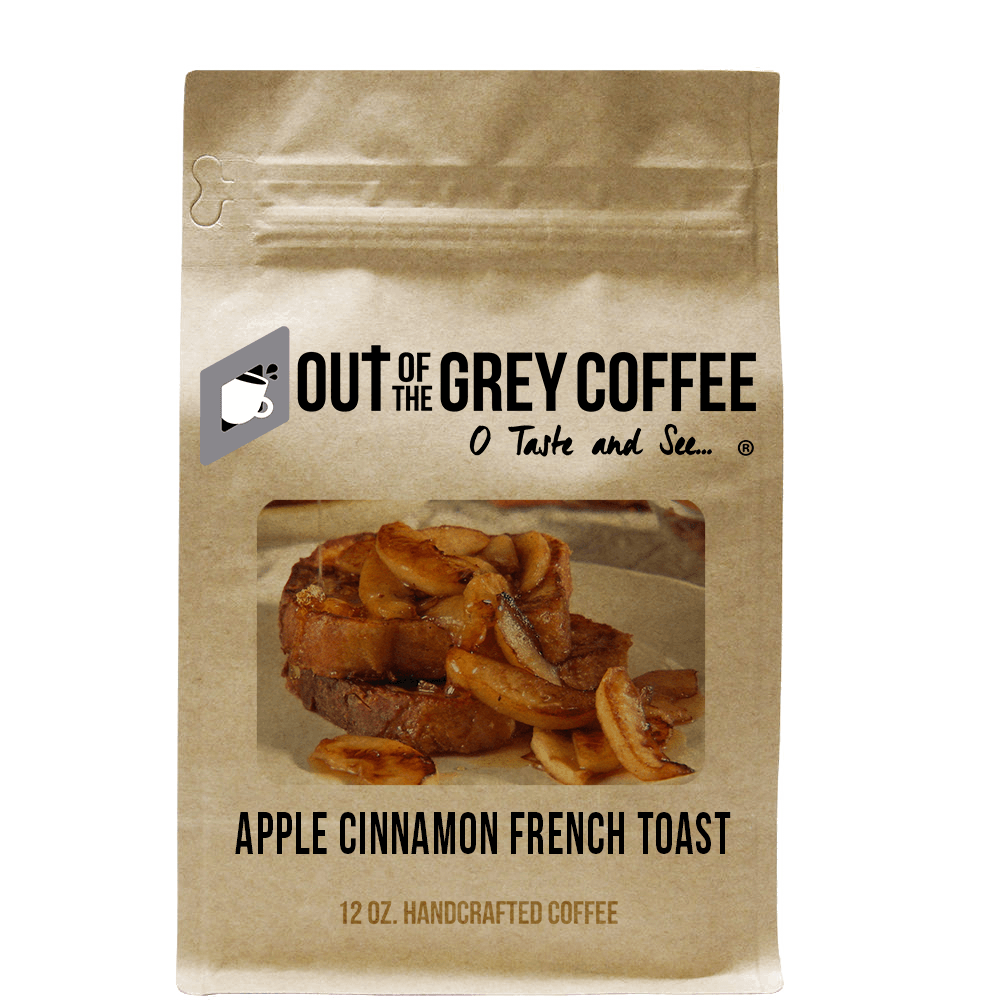 Apple Cinnamon French Toast - Flavored Organic Coffee