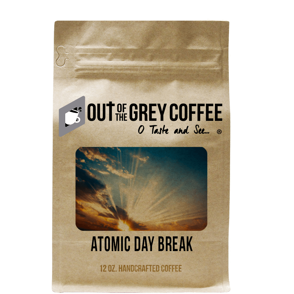 Atomic Day Break - Flavored Organic Coffee