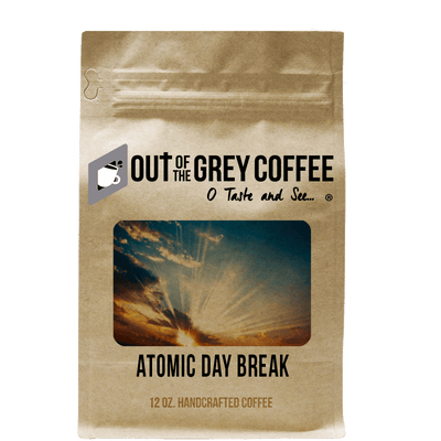 Atomic Day Break Flavored Organic Coffee