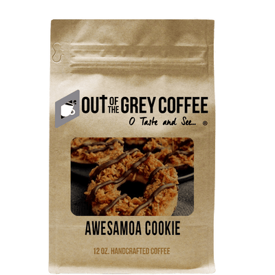 Awesamoa Cookie- Flavored Organic Coffee