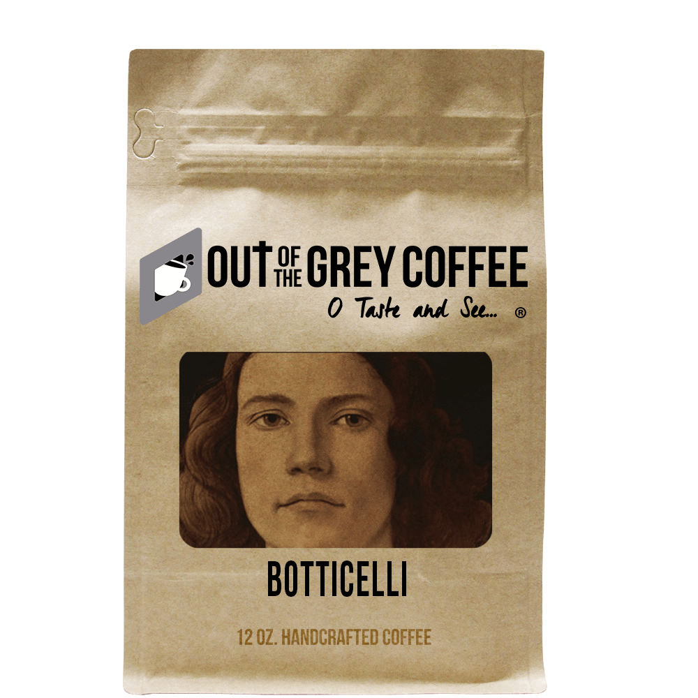 Botticelli - Organic Coffee Blend