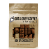 Box of Chocolates Flavored Organic Coffee - Out Of The Grey Coffee