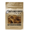 Butterscotch Brownie Flavored Organic Coffee - Out Of The Grey Coffee
