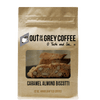 Caramel Almond Biscotti Flavored Organic Coffee