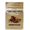 Cinnamon Hazelnut Flavored Organic Coffee - Out Of The Grey Coffee