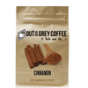 Cinnamon Flavored Organic Coffee - Out Of The Grey Coffee