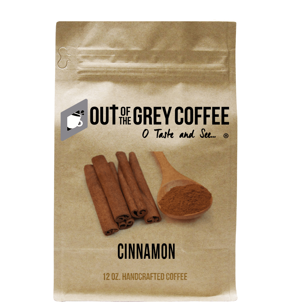 Cinnamon - Flavored Organic Coffee