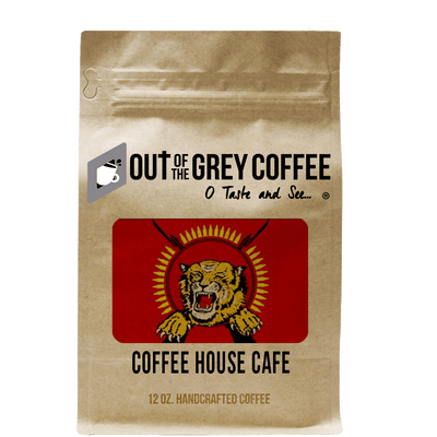 Coffee House Cafe Organic Coffee Blend