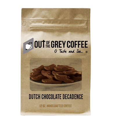 Dutch Chocolate Decadence Flavored Organic Coffee