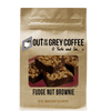 Fudge Nut Brownie Flavored Organic Coffee - Out Of The Grey Coffee